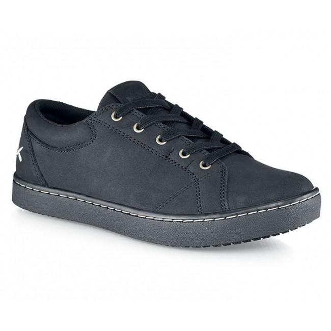 Mozo Black Mavi Ladies Shoe