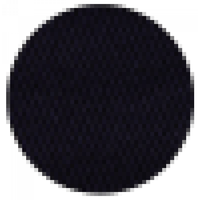 Five Navy Two-Ply Face Coverings