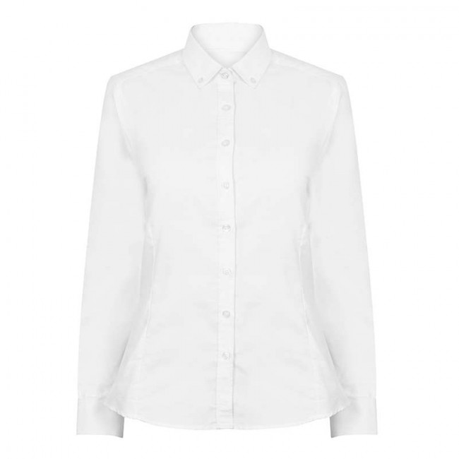 White Oxford Blouse