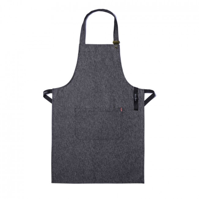 Black Denim Front of House Apron
