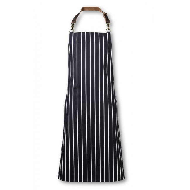 Butchers Bib Apron w/ Adjustable Leather Strap
