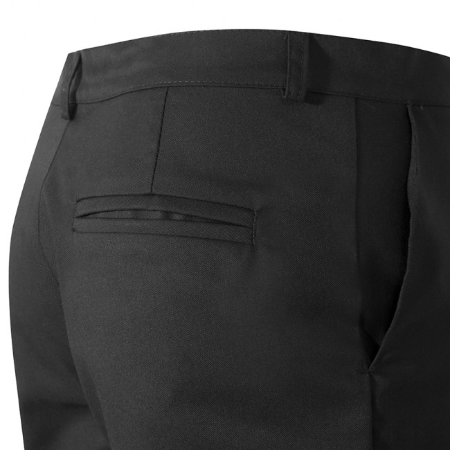 The Black Lincoln Chef Trouser