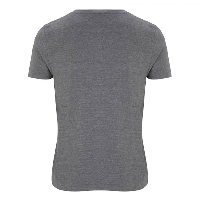 Mens Melange Grey T-Shirt