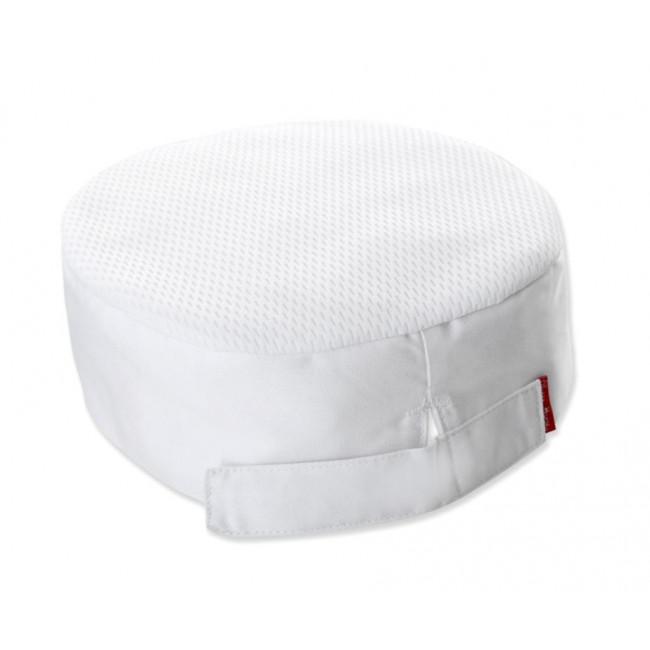 White Coolmax Skullcap