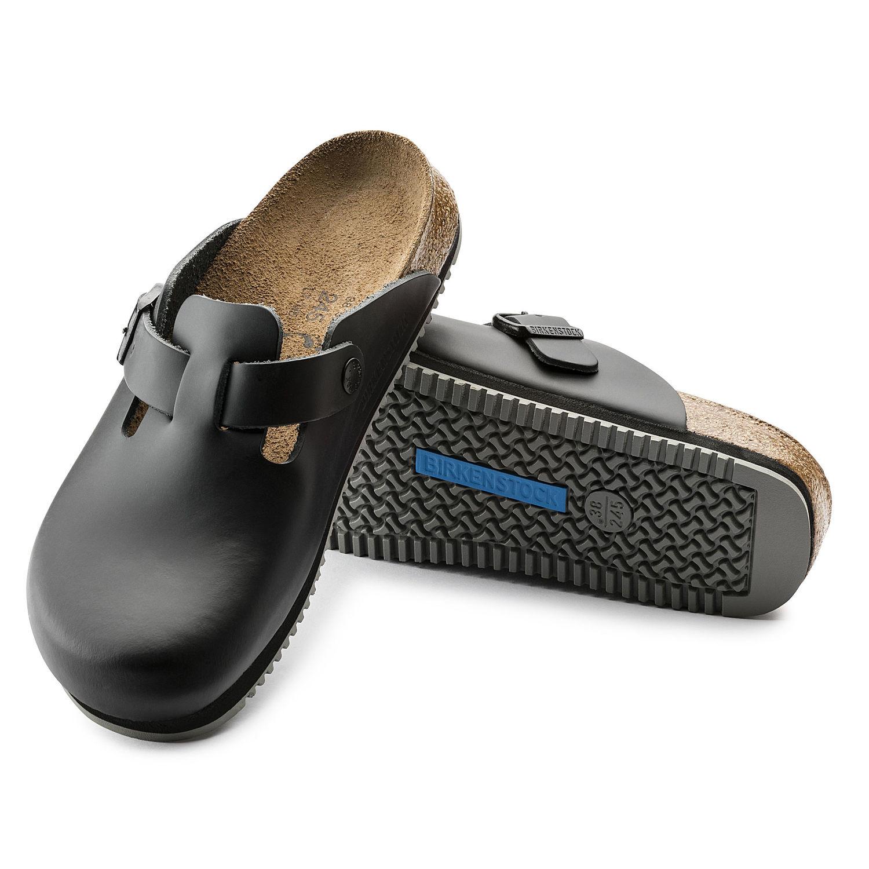 Birkenstock Super Grip Boston Chef Shoe