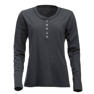 Womens Anthracite Melange T-Shirt
