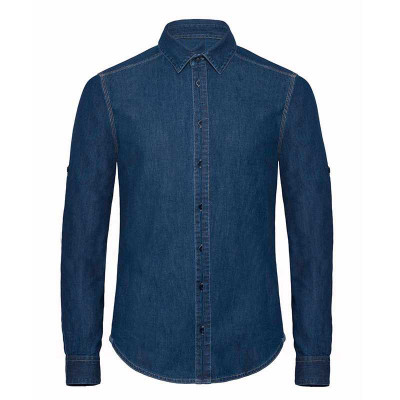 Blue Denim Shirt
