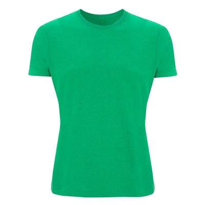 Mens Melange Green T-Shirt