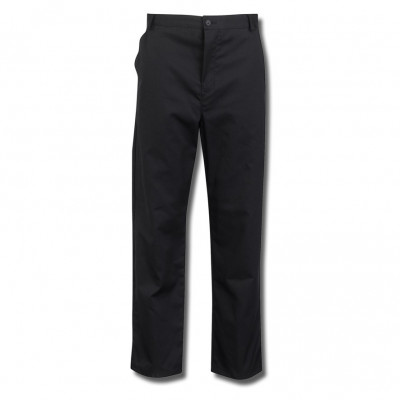 The Black Durham Trouser