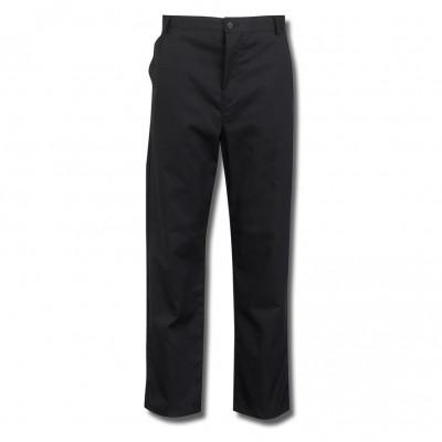 The Black Durham Trouser