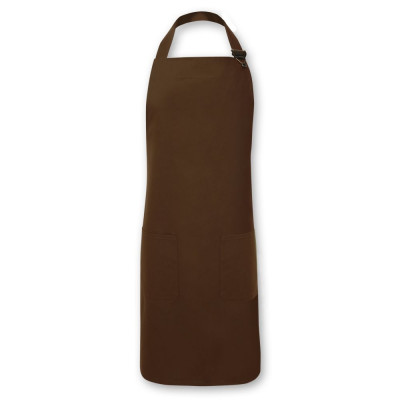 Cocoa Brown Front of House Apron