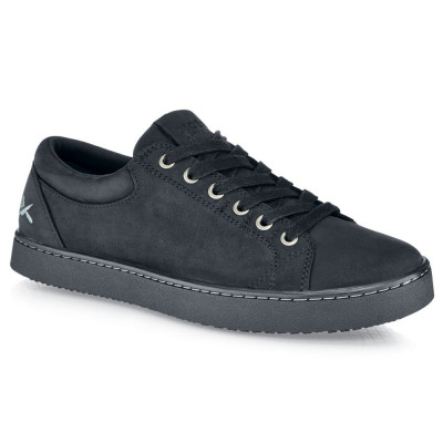 Mozo Black Finn Shoe