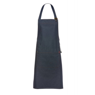 Indigo Denim Front of House Apron