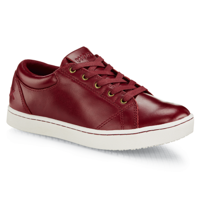 Mozo Red/White Mavi Ladies Shoe