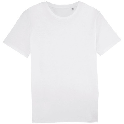 Organic White Short Sleeved Chef Tee