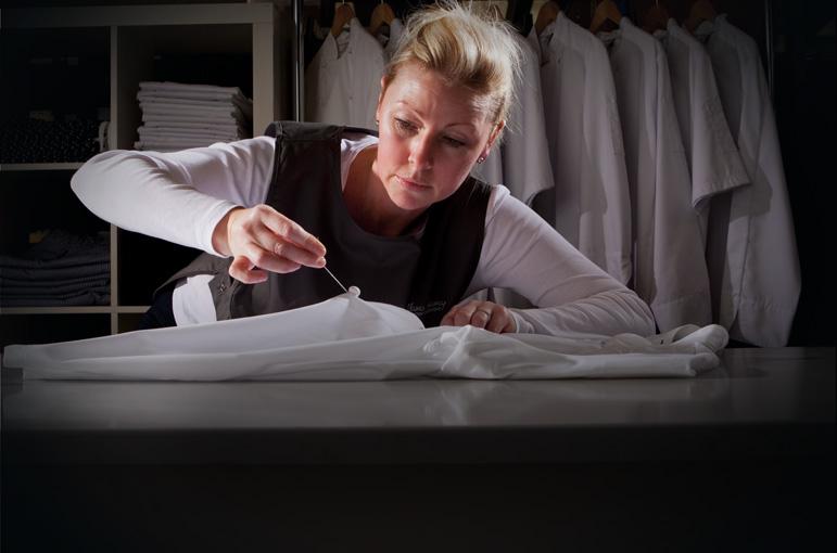 British tailored <span>chefs wear</span>