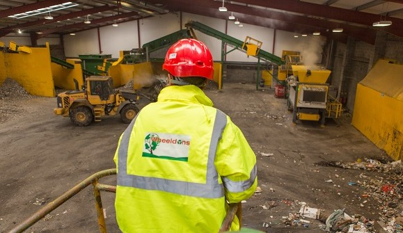 Wheeldon's Waste to Energy Facility